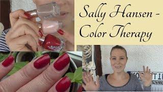 Sally Hansen Color Therapy | Makeup | BeautyAlmanac