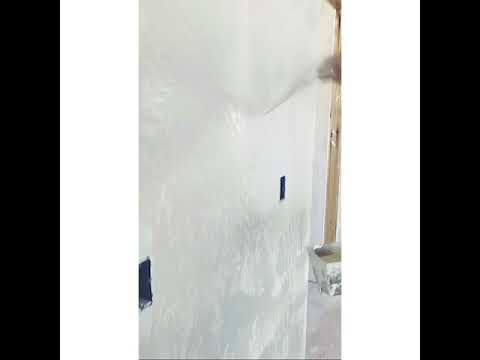 How To Skip Trowel - Drywall Texture