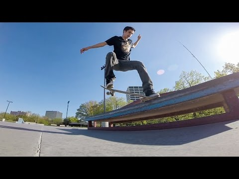 GoPro: Delano Harris -  Kansas City, MO, 7.8.15 - Skate