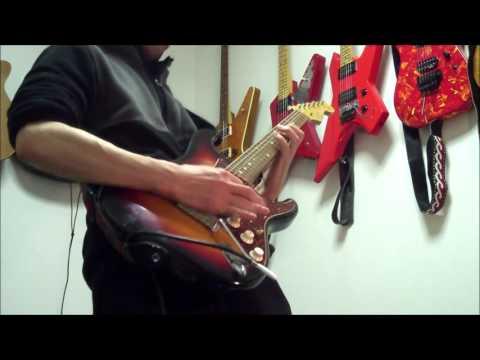 TNT Guitar Cover / Tonight I'm Falling