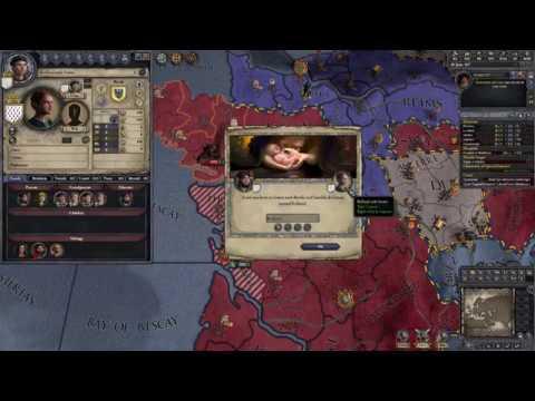 Crusader Kings II - Count Alan III of Breizh