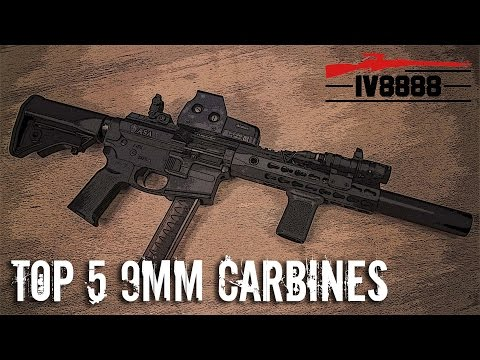 Top 5 9mm Carbines: Our Picks