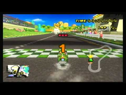 Mario Kart Wii-All Cup Tour (Recorded Summer 2011) - YouTube