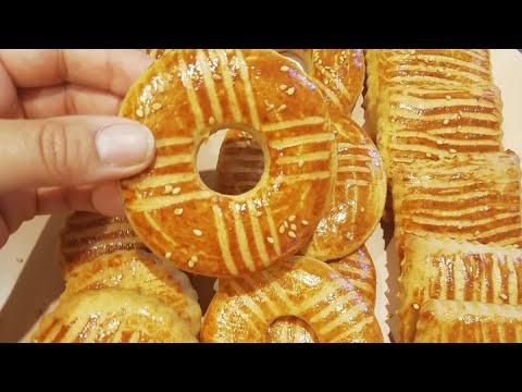 recette-en-kabyle-:gâteau-galettes-très-facile-a-faire-et-rapide,c'est-trop-bon-il-faut-pas-rater