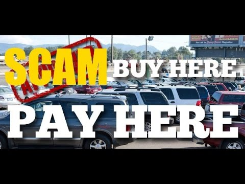By Here Pay Here >> Buy Here Pay Here Dealership Scam