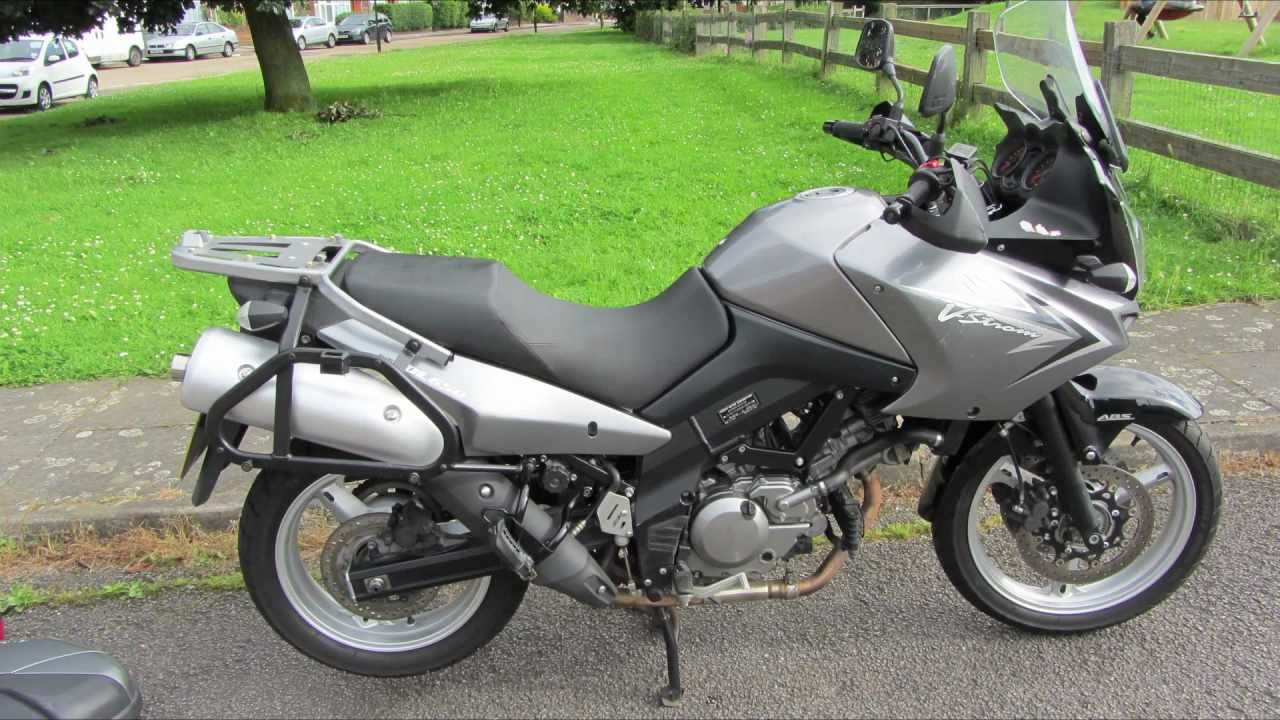 2009 suzuki dl 650 v strom for sale youtube. Black Bedroom Furniture Sets. Home Design Ideas
