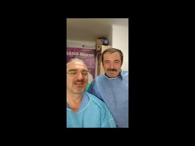 T11, lifting de sinus si 2 implanturi, 29 oct 2019   Dumitru V