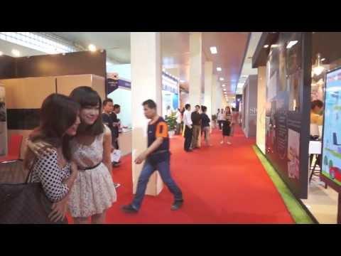 SCG Kinect interactive Regional : Manila,Hanoi,Hochimin