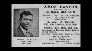 Bumble Bee Slim-Hobo Jungle Blues