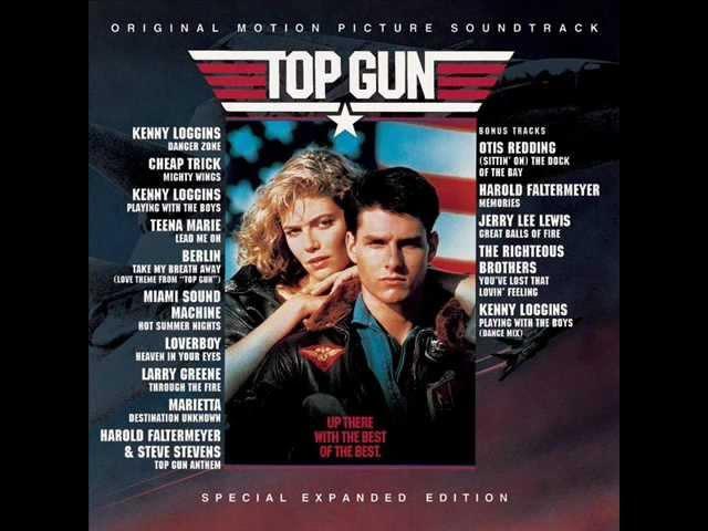 TOP GUN - Heaven In Your Eyes