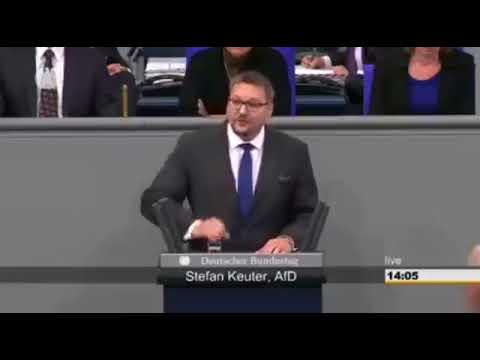 5. Sitzung des Bundestags! AfD spricht Klartext - Schämt euch!