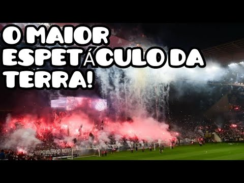 Torcida do CORINTHIANS põe 40 MIL no treino pré Final contra o Palmeiras -  06 04 2018 8603f2f065e5b