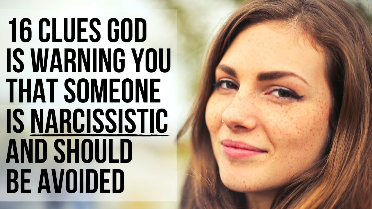 16 Signs God Is Exposing a Narcissist in Your Life