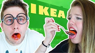 swedish ikea food