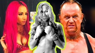 RONDA ROUSEY TO WWE? THE UNDERTAKER RETURNS! (DIRT SHEET Pro Wrestling News Ep. 15)(SUPPORT THE GOING IN RAW PATREON! http://www.patreon.com/steveandlarson SOURCES: ..., 2016-11-04T13:00:02.000Z)