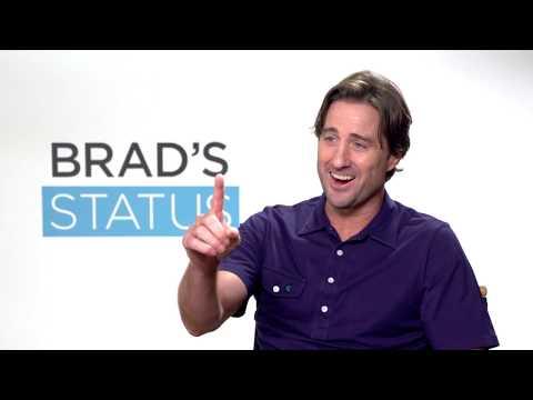 Luke Wilson Talks 'Brad's Status' & Working With Ben Stiller