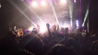 Foals - A Knife in the Ocean (09/03/2016 @ Pepsi Center WTC)