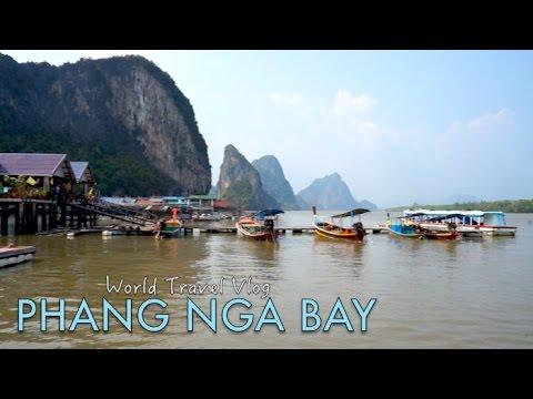 Phang Nga Bay: James Bond, Caves And Floating Village