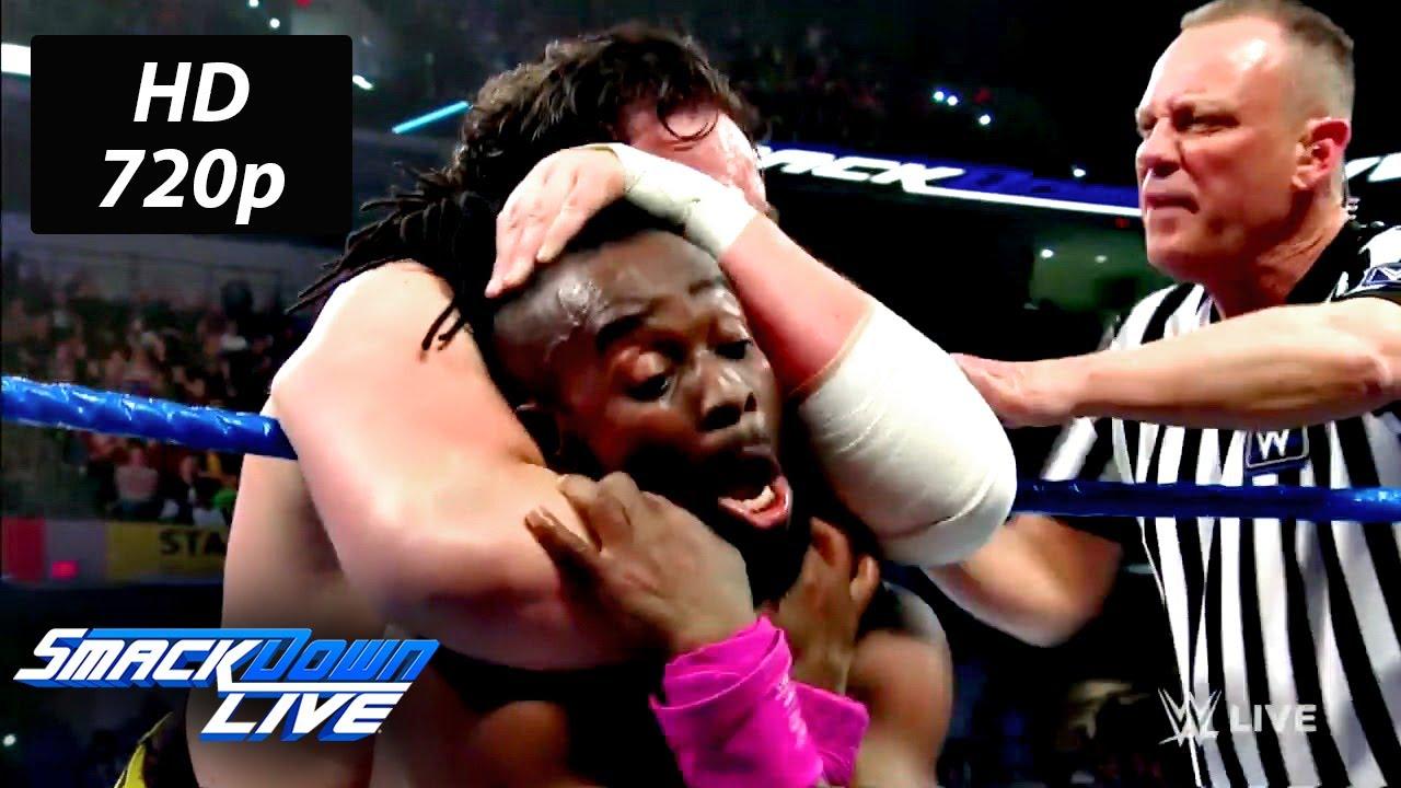 Download Kofi Kingston vs Samoa Joe WWE SmackDown March 19, 2019 HD