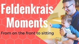 Feldenkrais Moments 1: from front to sitting with Stewart Hamblin