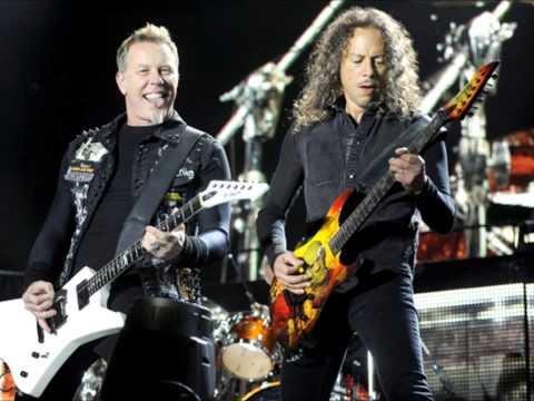 Metallica - Broken,Beat And Scarred (Cover)