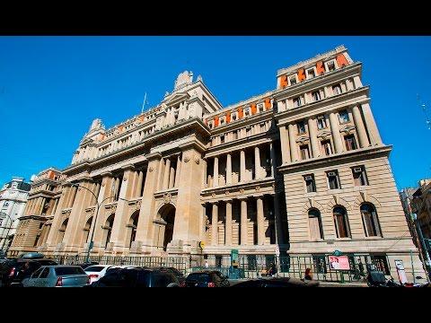 Recorrido virtual del Palacio de Justicia