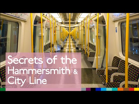 Secrets of the Hammersmith and City Line