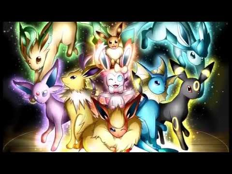 Pokemon Eevee Evolution Tribute