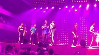 Bruno Mars Uptown Funk live 2017 Frankfurt
