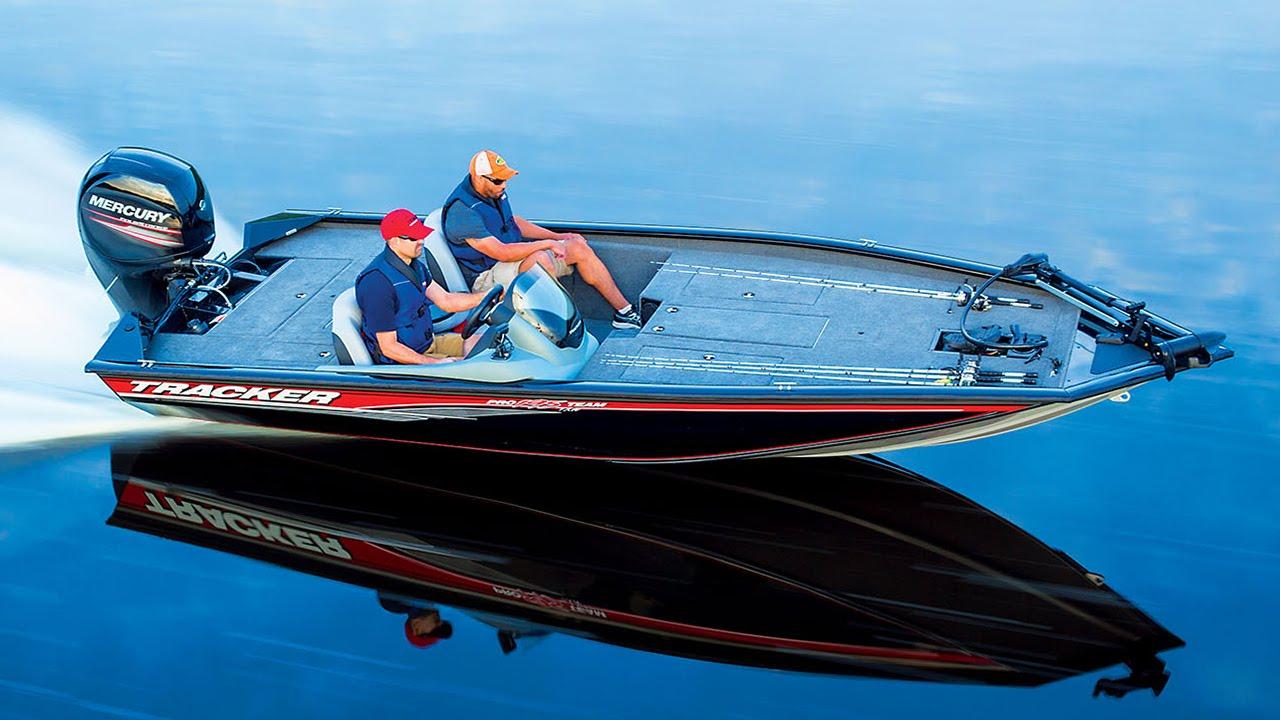 Tracker boats 2016 pro team 195 txw mod v aluminum for Tracker fishing boats