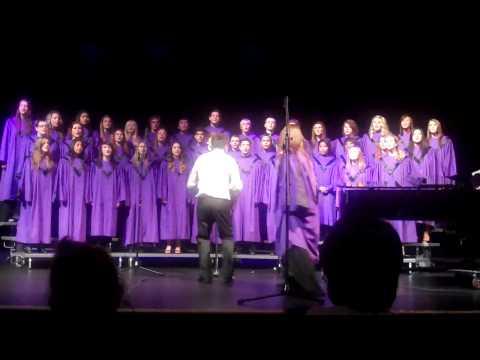 Can You Hear Choir Song With Soloist Millie Cedillo