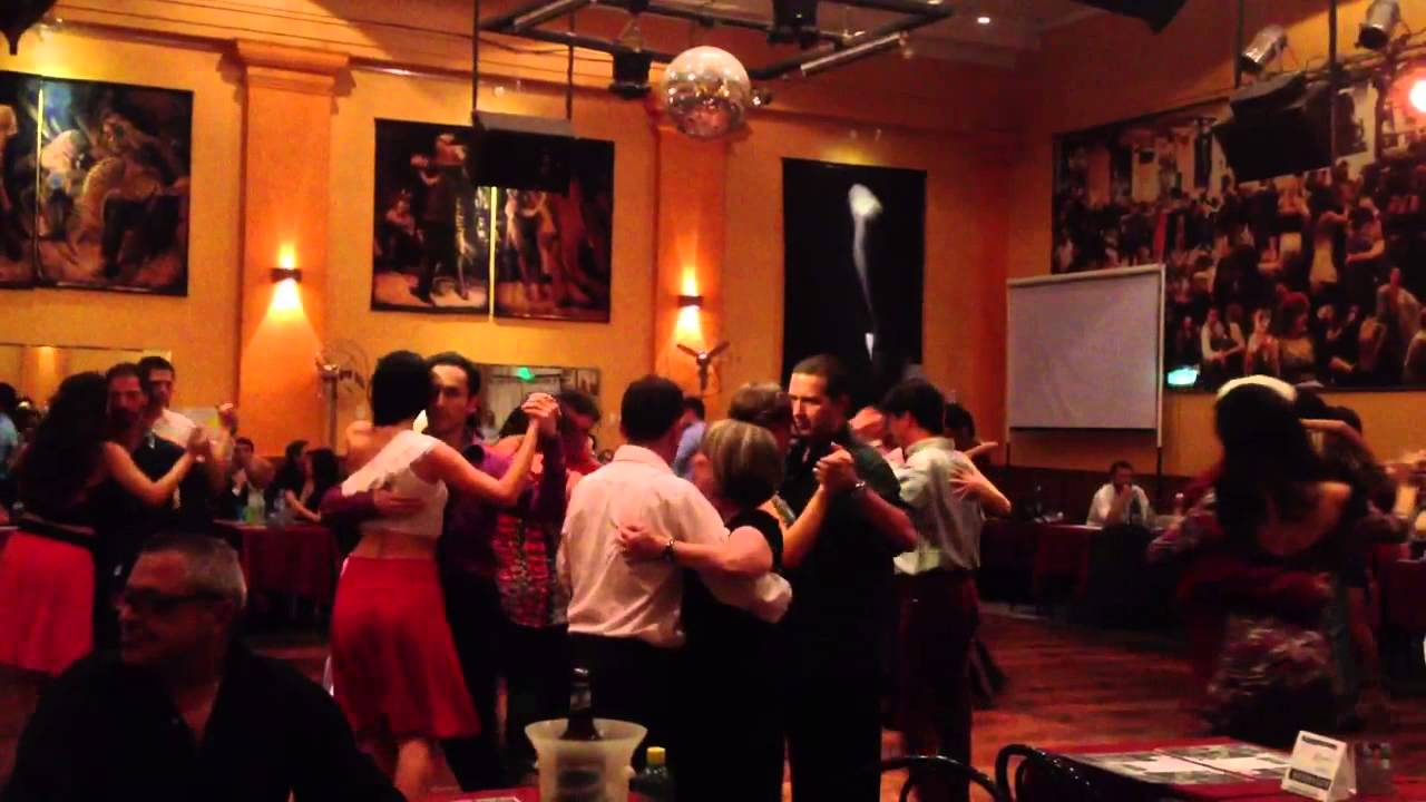 Milonga buenos aires 2 salon canning youtube for A puro tango salon canning