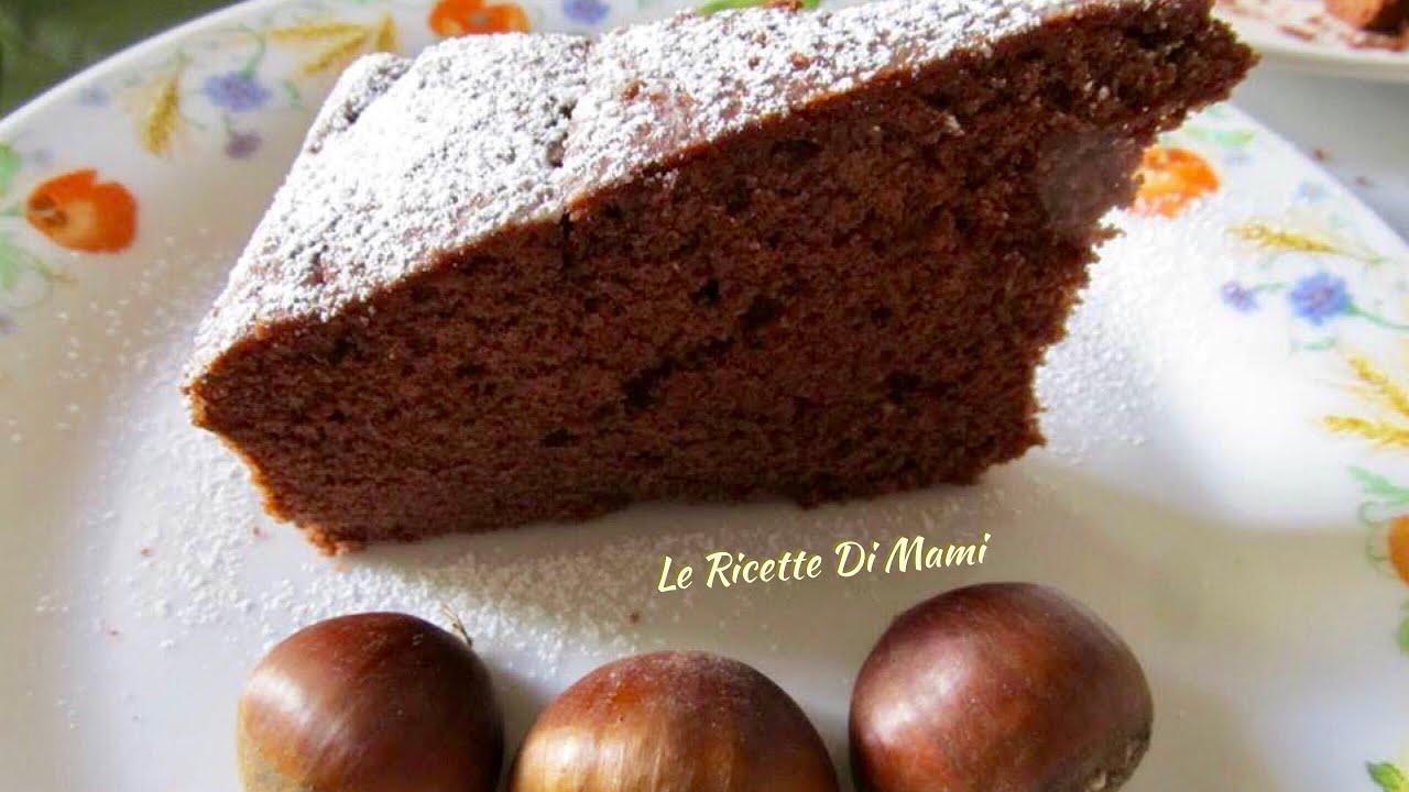 Torta di castagne sofficissima un dolce inverno con noi for Dolce di castagne
