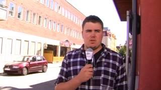 Vad tycker du om Gävle som stad? Sebastian Samuelsson