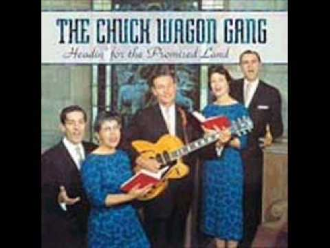 Chuck Wagon Gang - Jesus hold my hand