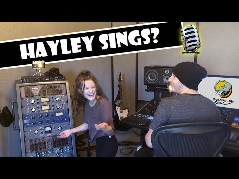 Hayley's Singing? 🎙️ (WK 371) | Bratayley