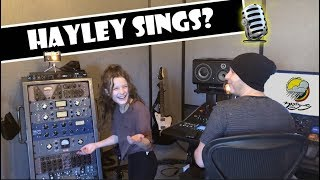 Hayley's Singing? 🎙️ (WK 371) | Bratayley