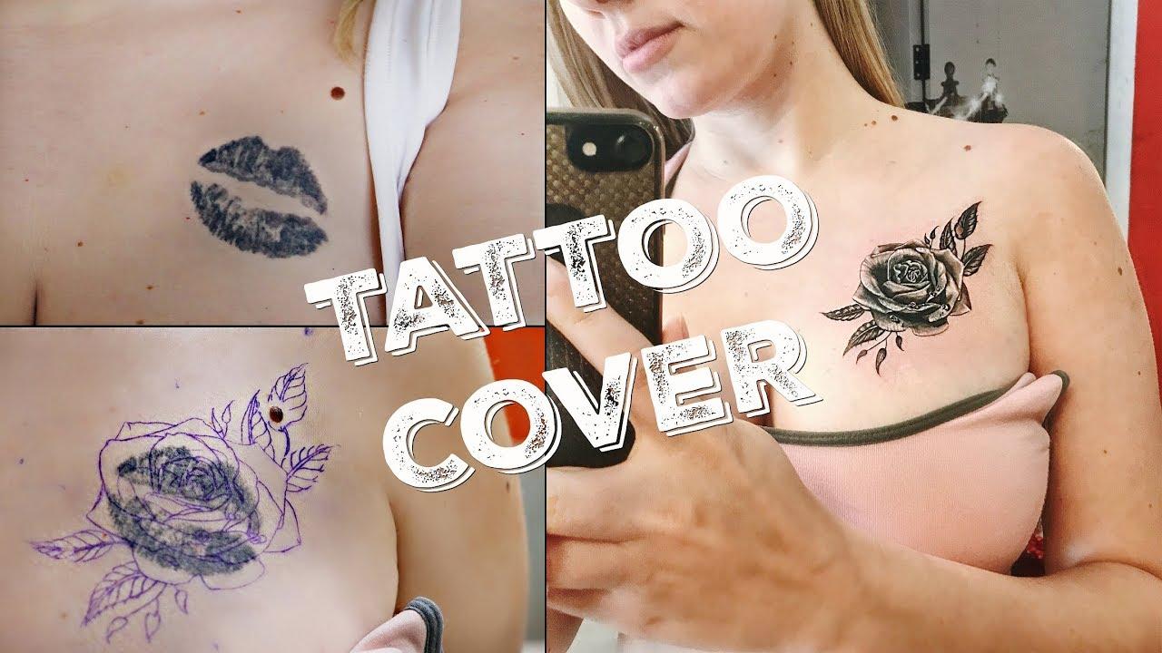comment j 39 ai sauv mon tatouage rat youtube. Black Bedroom Furniture Sets. Home Design Ideas