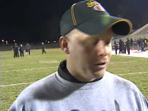 snider post from fishers football game