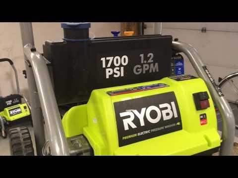 Ryobi Pressure Washer Won't Turn On? | Basic Troubleshooting