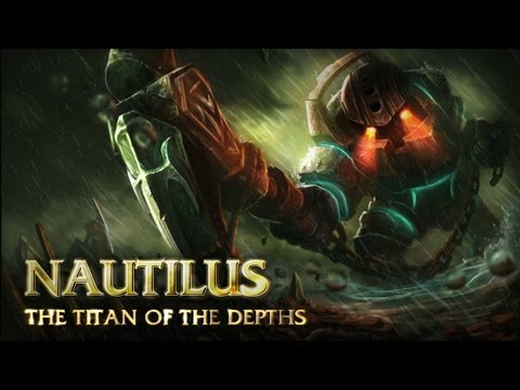 Nautilus: Champion Spotlight | Gameplay - League of Legends