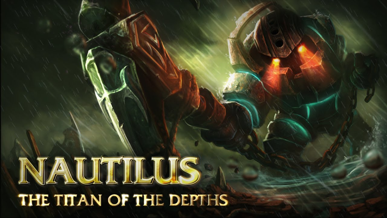 nautilus champion spotlight gameplay league of