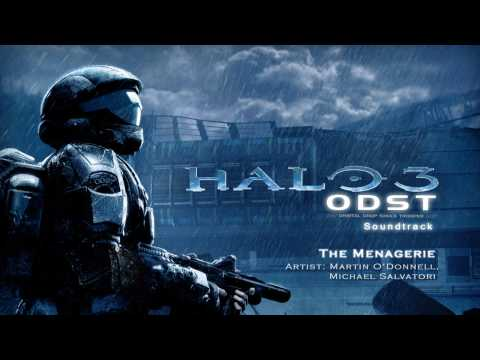 The Menagerie - Halo 3 ODST Official Soundtrack