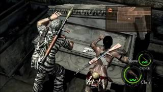 Resident Evil 5 - All Weapons Guide