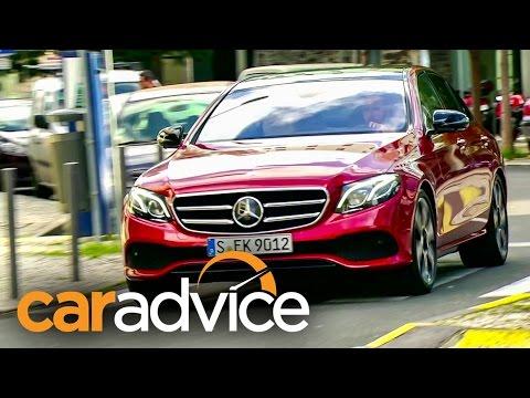 2016 Mercedes-Benz E-Class Review (MY 2017 E-Class)
