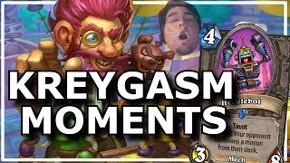Hearthstone - Best of Kreygasm Moments
