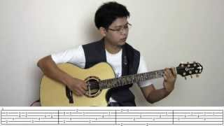 Because I Love You : Fingerstyle Guitar [HD]