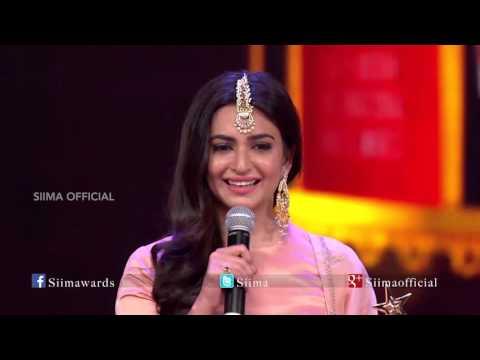 Micromax Siima 2015 | Best Actress (Critics) | Kriti Kharbanda