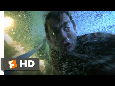 Cast Away 2/8 Movie   Plane Crash 2000 HD