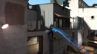 Обычный день снайпера в Team Fortress 2